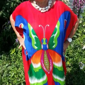 Schmetterlingskleid 1