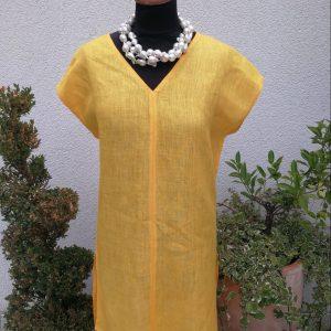Tunikakleider aus 100% Leinen (NEU)