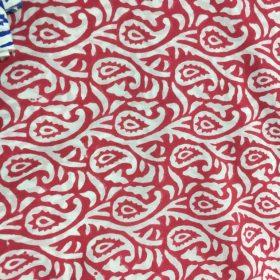 Detailansicht 100 % Baumwolle 100% Naturfarben Handarbeit
